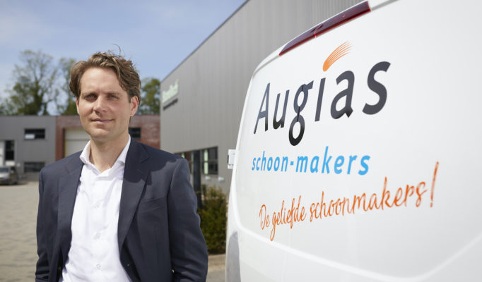 Maurits Timmermans, Augias Schoonmakers