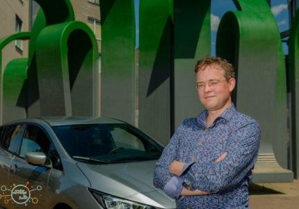 Arnout van Dijk samen beter rijden Zeist