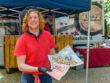 Bram's pannenkoeken staat iedere woensdag en Zaterdag in het Walkartpark. In het centrum worden zijn pannenkoeken ook thuisbezorgd.