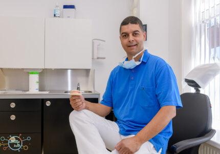 Tandprothetische praktijk : van 't Hoenderdaal  Tandprotheticus Luko van 't Hoenderdaal